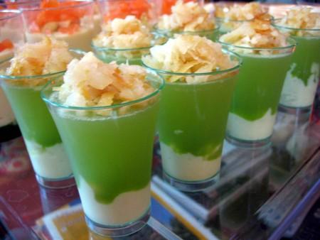 Petit ap ro dinatoire tout en verrines et bouch es - Dessert pour apero dinatoire ...