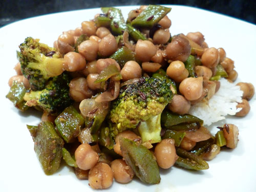 brocoli-pois-sucres-pois-chiches-epices-14