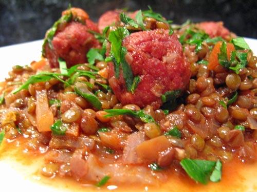 boulettes-saucisse-fenouil-lentilles-14