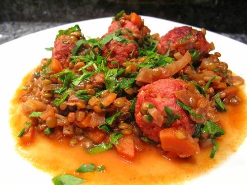 boulettes-saucisse-fenouil-lentilles-16