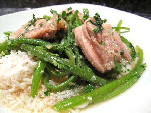 poulet-haricots-verts-bouillon-gingembre-06