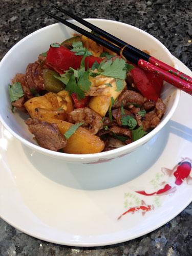 wok-porc-sauce-aigre-douce-06