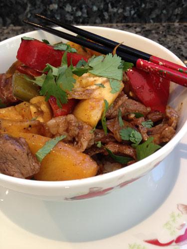 wok-porc-sauce-aigre-douce-07