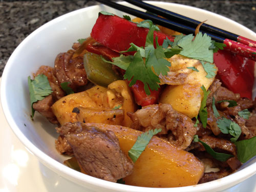 wok-porc-sauce-aigre-douce-09